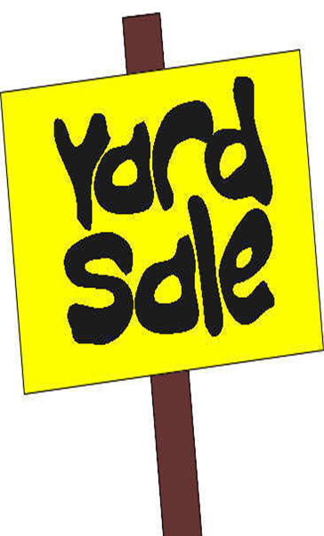 2015 yard sale picture