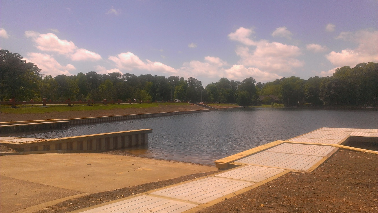 Lake Park Boat Ramp Reminders