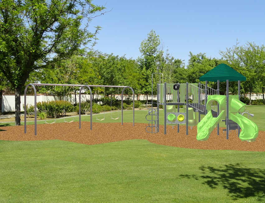 New Playgrounds To Be Installed