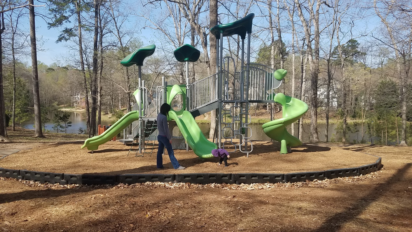 Highlands Playground Is Ready for Play